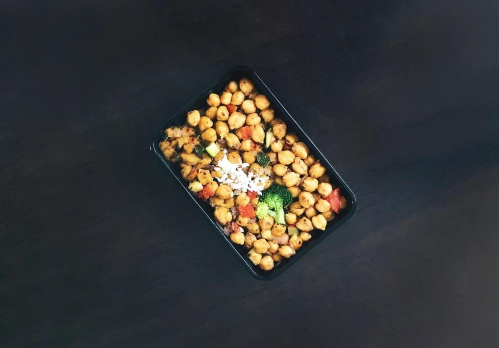 Chickpeas-High-Fiber-Foods
