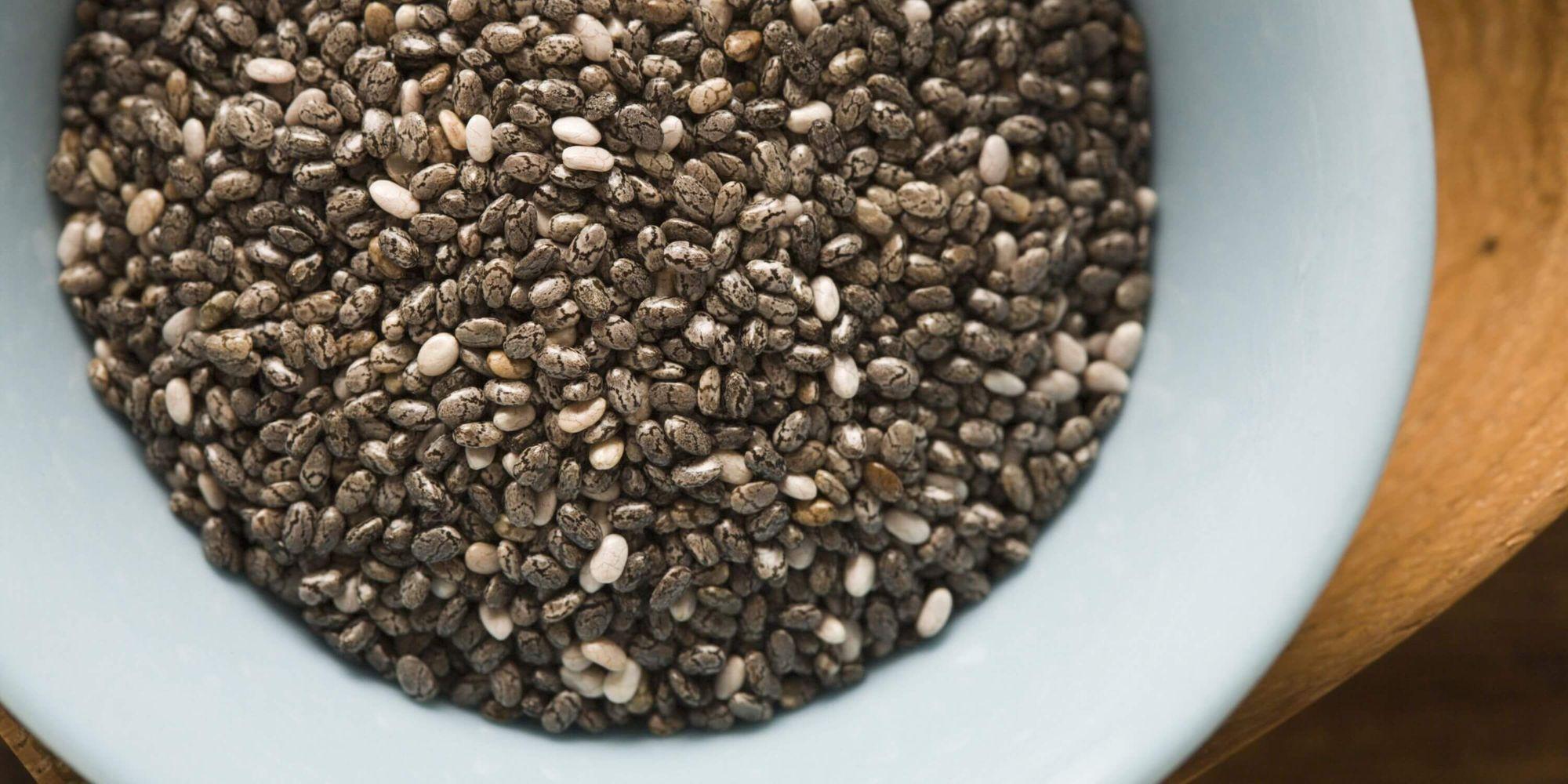 High-Fiber-Foods-Chia-Seeds