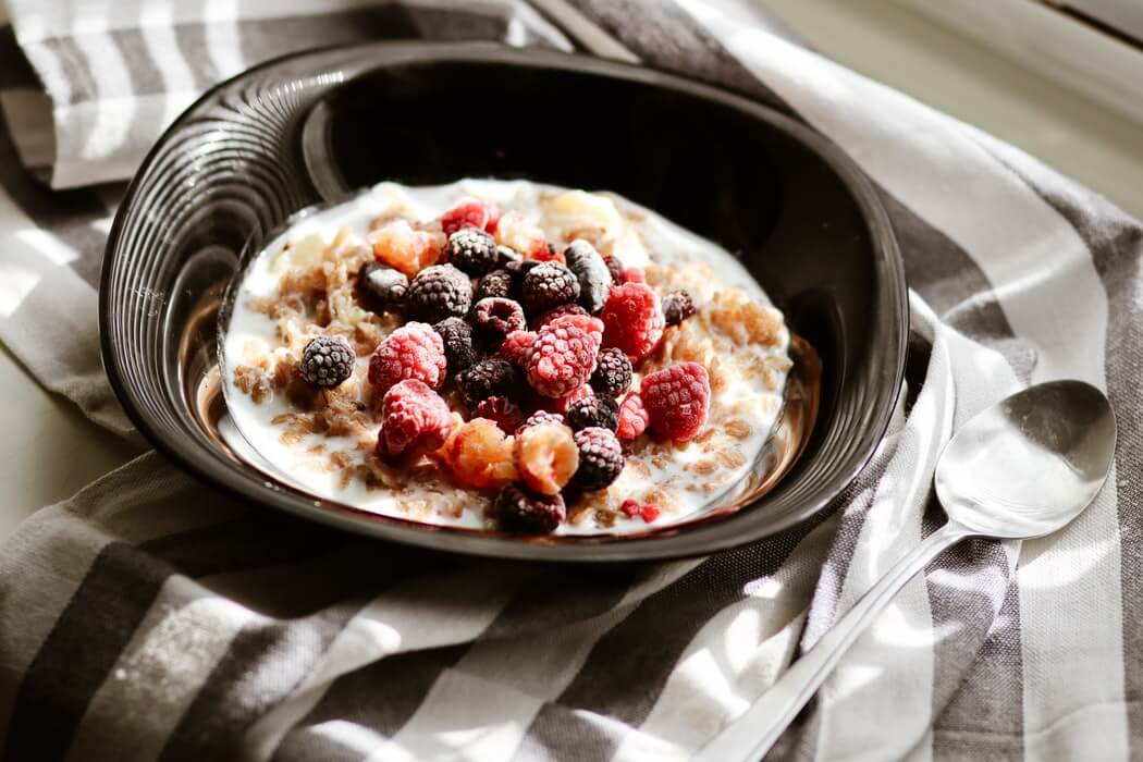 High-Fiber-Foods-Oatmeal